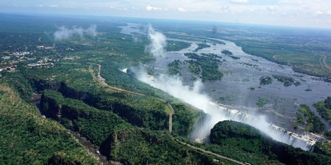 Geology of Victoria Falls