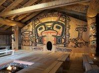 Glacier Bay Lodge Huna Tlinget Tribal House