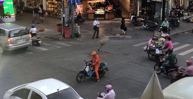 Ho Chi Minh street