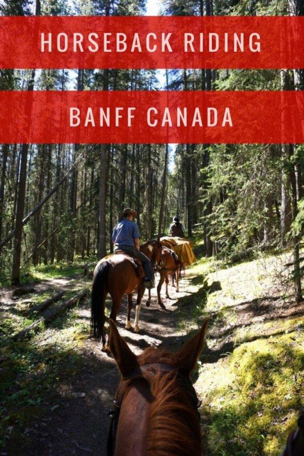 Horseback Banff