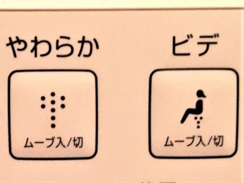 Japanese toilet symbols