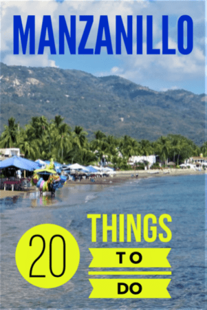 Planning a trip to Mexico? A complete guide to Manzanillo activities with 20 things to do in Manzanillo Mexico. Whether you prefer golf, hiking, snorkeling or the best sunset view in Mexico you'll find it here. #Mexico #travel #Manzanillo #ManzanilloMexico #beach