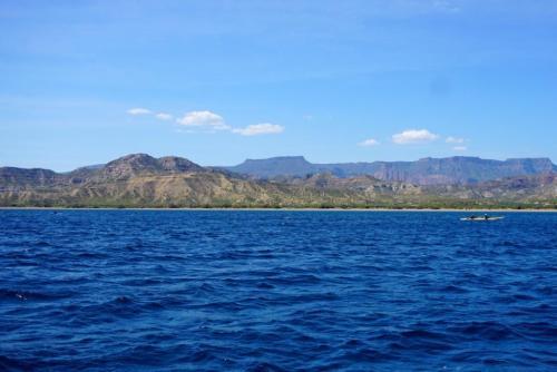 mexico kayaking