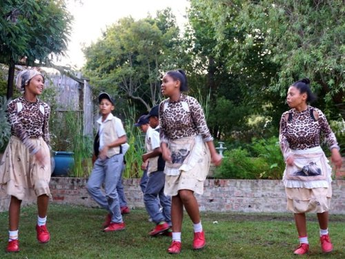 Net Vir Pret Dancers Barrydale South Africa