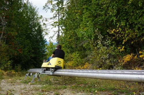 Pipe Mountain Coaster Revelstoke
