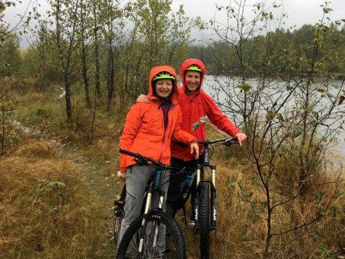 Revelstoke Mountain Biking