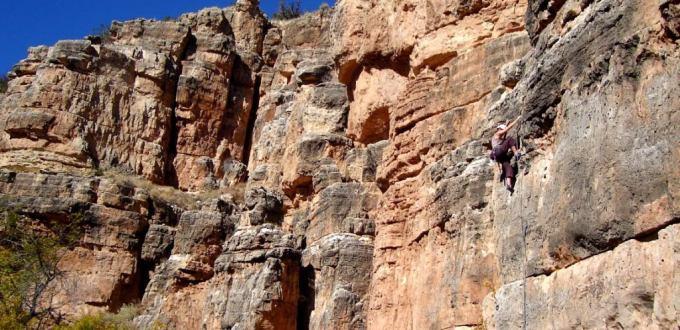 Rock climber to film star