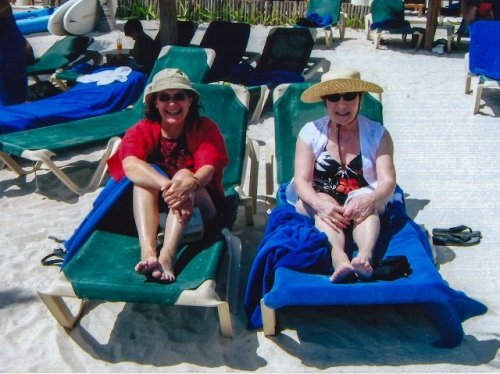 Mayan Riviera beach