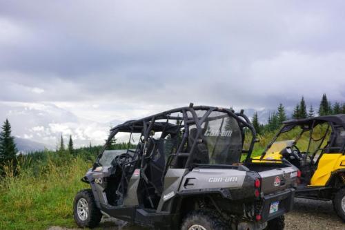 ATV Revelstoke