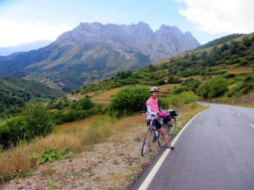 Cycling Spain