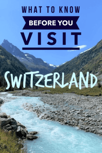 Planning to visit Switzerland? Click for tips from a local Swiss travel expert on what you need to know for Switzerland travel. #Swizerland #Europe #Swiss #travel #Europeantravel  #mountains #Europeanholiday #traveltips