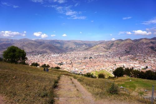 View Cusco Sacsayhuaman