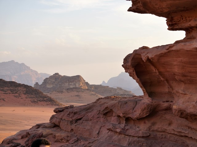 Wadi Rum Landscape – One of Nature's Ultimate Achievements • Travel Tales of Life
