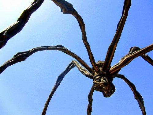 bilbao guggenheim spider