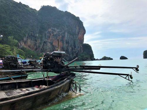 long tail motor Thailand