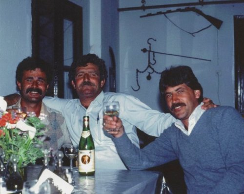 Drinks at Petinos Hotel