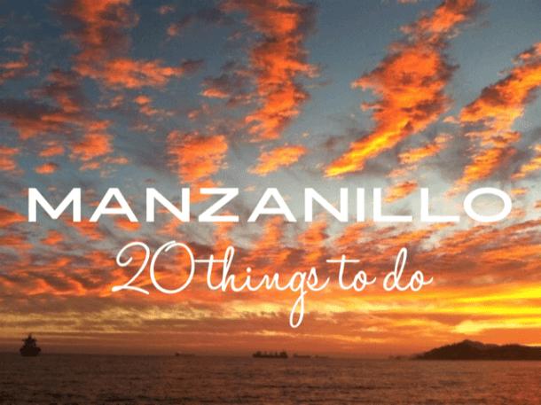things to do in Manzanillo Mexico