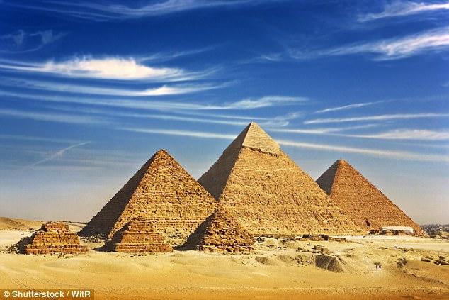 علماء أثار يكشفون سر بناء الهرم الاكبر في مصر 1
