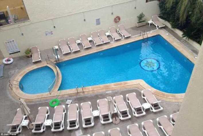 بالصور : حمامات السباحة الأكثر غرابة على مستوى العالم 8