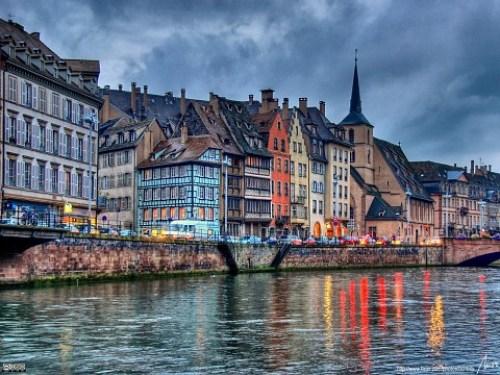 السياحة في ستراسبورغ فرنسا