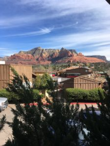 Red Rock views of Sedona