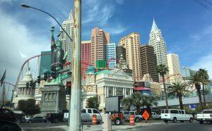 The New York, New York Las Vegas Hotel Casino