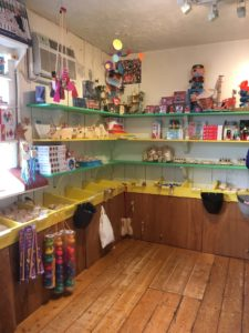 Inside The Toy Factory