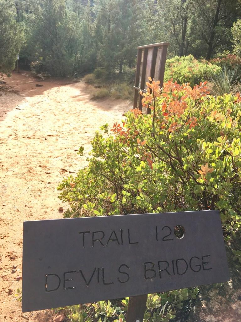 Devil's Bridge Trail #120