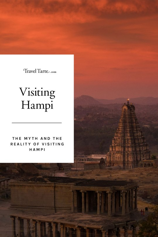 Hampi looks like a giant film set, a pile of rocks transformed into a wonderland of epic proportions. But sometimes the mythical hype about this place masks the reality. Find out what to expect when you visit Hampi.