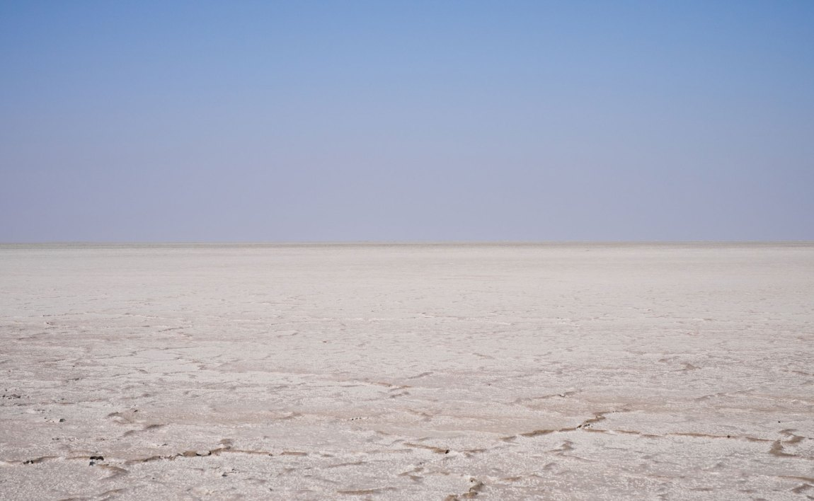 The Great Rann of Kutch.