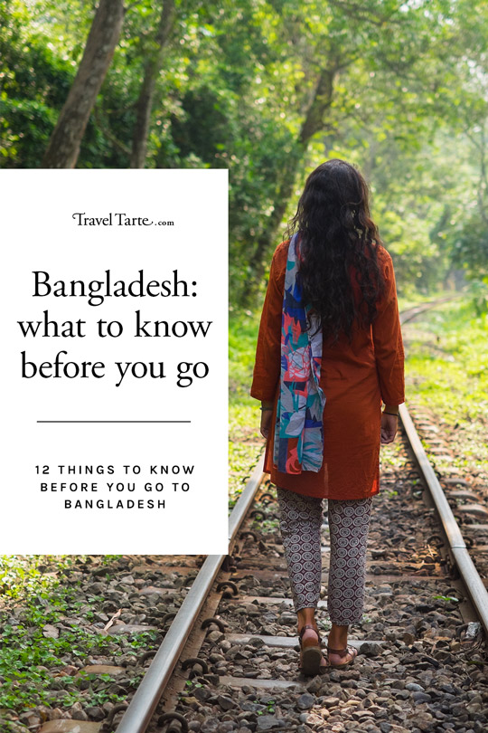 Bangladesh is undoubtedly a country that deserves a lot more visitors than it gets currently and so I've put together a list of 12 things to know before you go. Because you should definitely go.