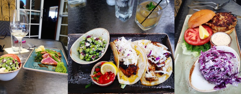 Beach food with a twist at The Waterfront Restaurant, Anna Maria Island