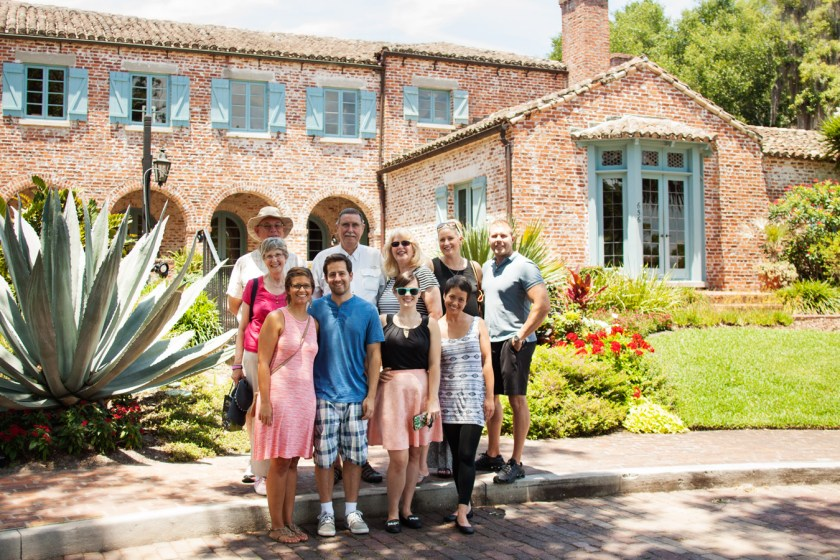 Take a walking food tour of Winter Park, FL with Orlando Food Tours