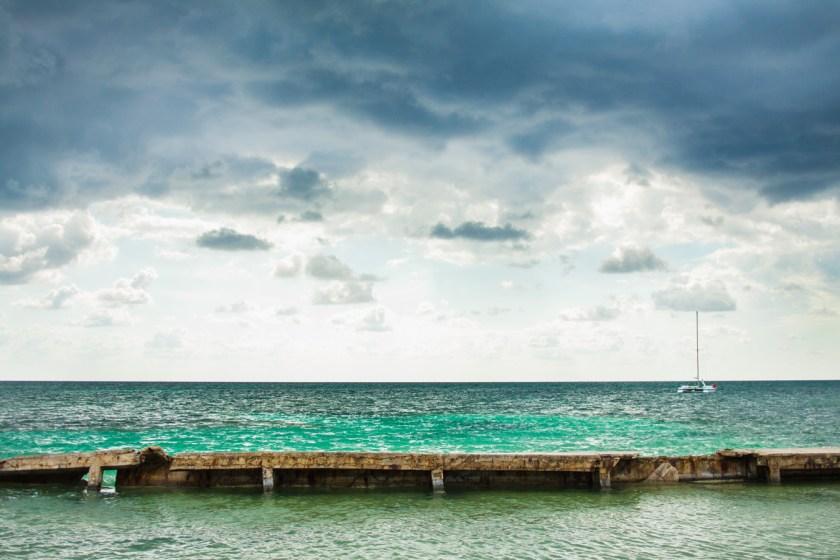 The Split - Caye Caulker, Belize
