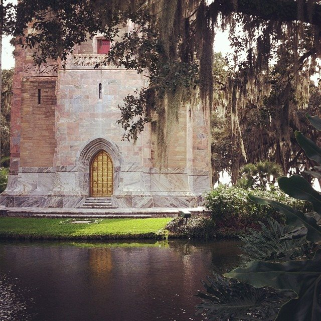 Bok Tower Gardens in Lake Wales, FL