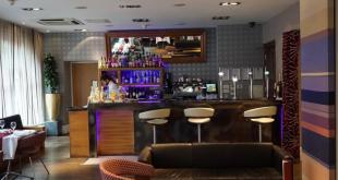 The bar in the Leopold Hotel Sheffield