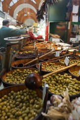English market olives