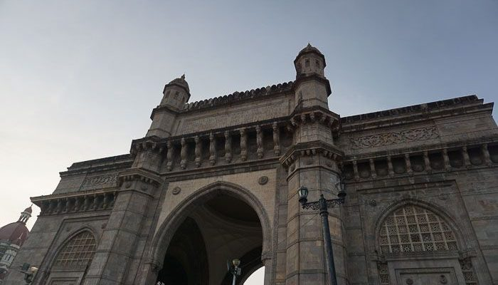 Seduced by Mumbai at the Gateway to India
