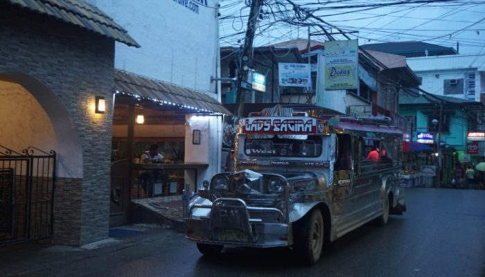 transport in Mindoro