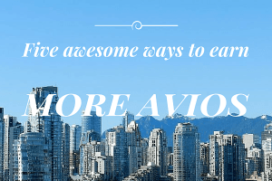5 Awesome things you should do to earn more AVIOS