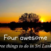 Four Awesome things to do in Sri Lanka for FREE