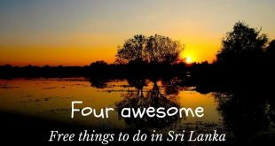 Four free things to do in Sri Lanka