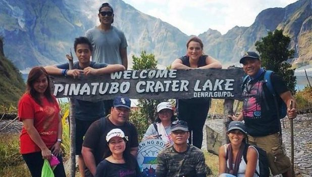 Hike to Mt Pinatubo