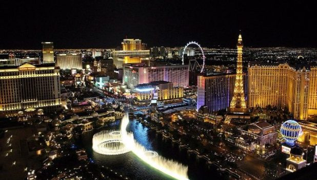 Travel to Las Vegas with airmiles