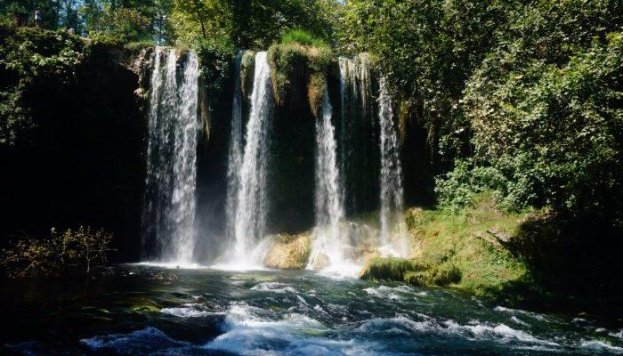 Duden Selalesi waterfalls