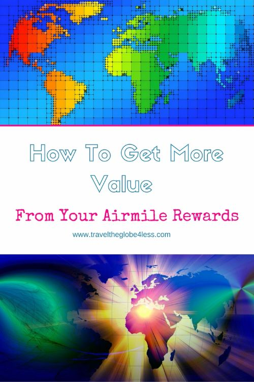Getting value from rewards with FlyerMiler