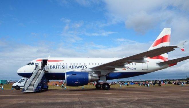 British Airways redemptions using AVIOS