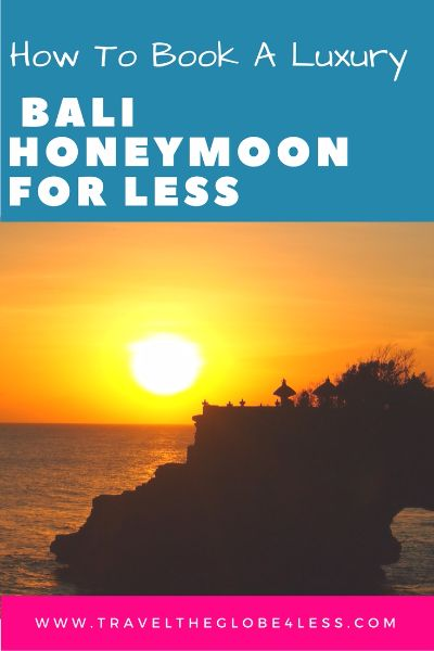 Save money on your Bali honeymoon
