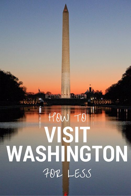 Washington Pinterest
