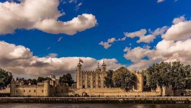 Visit London to see the Tower of London